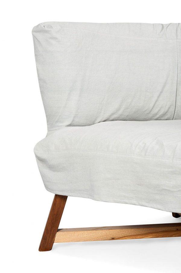 Sillon gervasoni tapizado